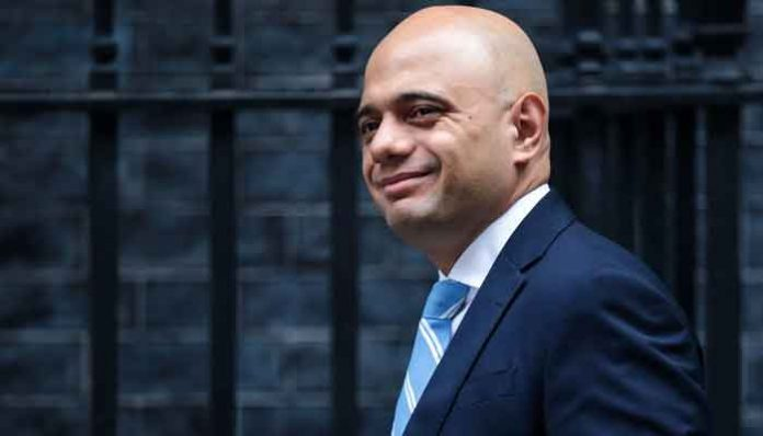 Sajid Javid is favourite with the Tory faithful to succeed Theresa May