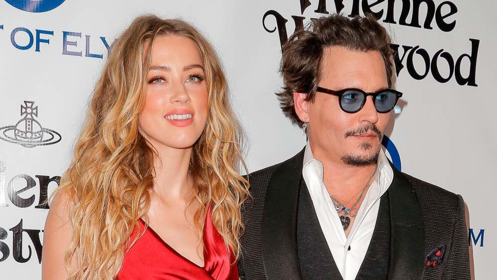 Johnny Depp accused of domestic abuse, ordered to stay