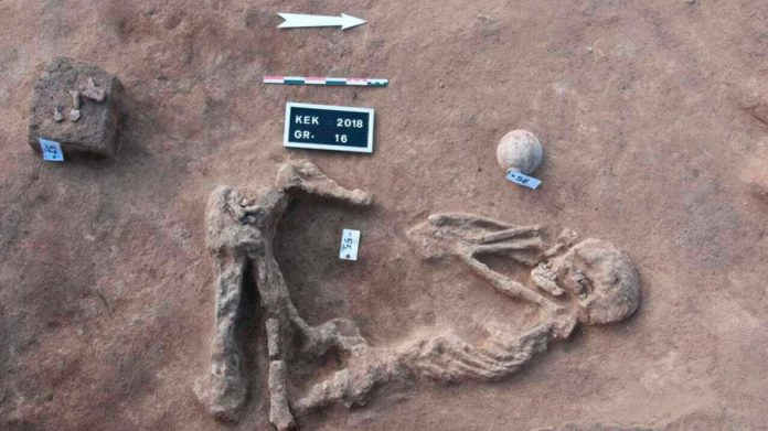 Ancient tombs and prehistoric burials found in Nile Delta (Photo)