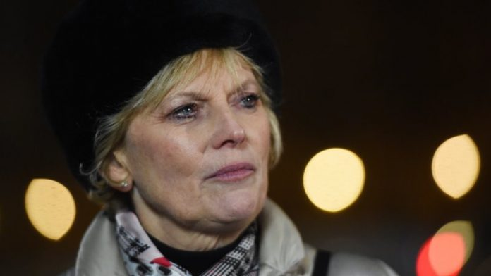 Anna Soubry accuses police of ignoring 'Nazi' abuse, Report