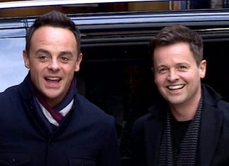 Ant Mcpartlin reunite for Britain's Got Talent auditions, Report
