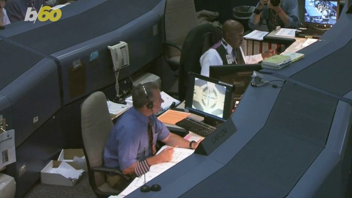 Astronaut Calls 911 from Space, Alarms sound at Houston space center
