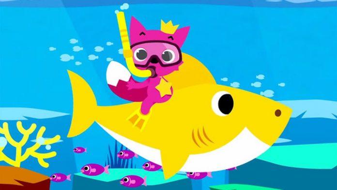 'Baby Shark' hits the Billboard chart at No. 32, Report