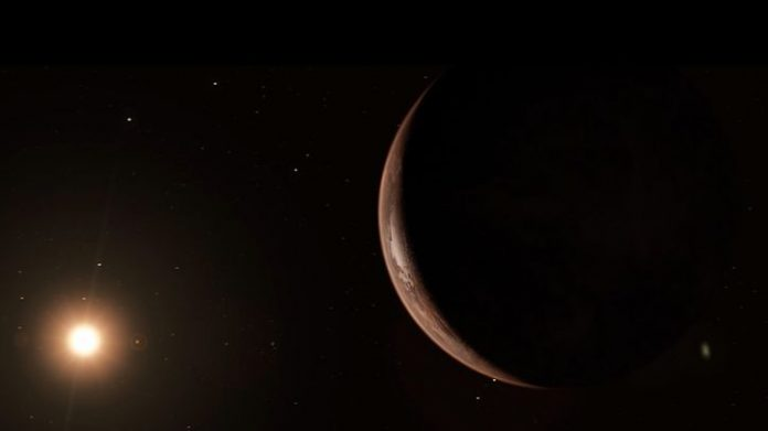 Barnard's Star B: Primitive life is possible on nearby exoplanet (Study)