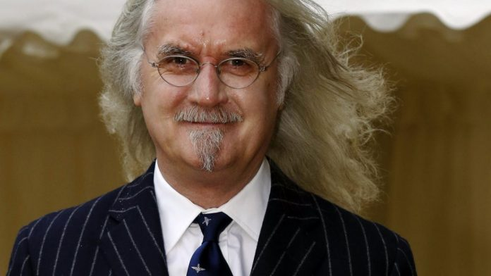 Billy Connolly says life is