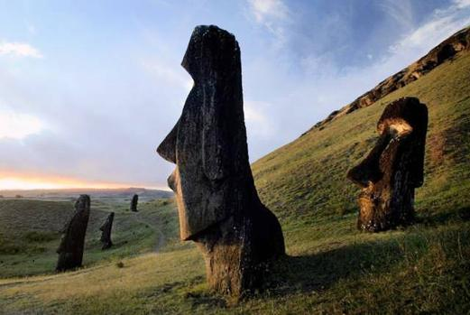 Easter Island statues mystery SOLVED: why they are there