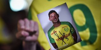 Emiliano Sala may be alive aboard plane's life raft, Report