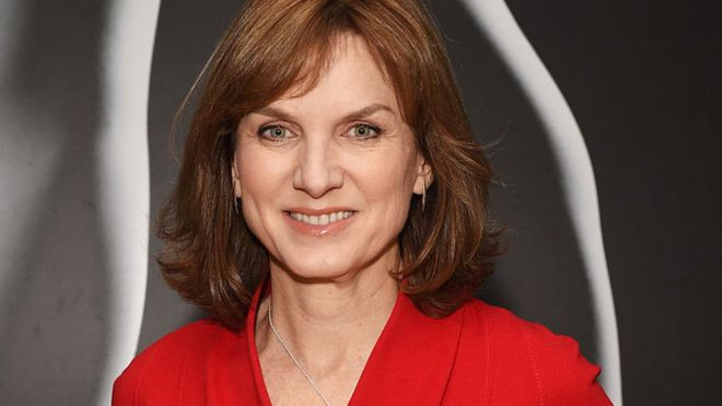 Fiona Bruce On Question Time lauded for demanding end of sympathy