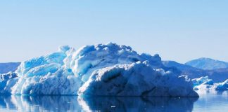 Greenland's Melting Ice Nears a 'Tipping Point,' Study