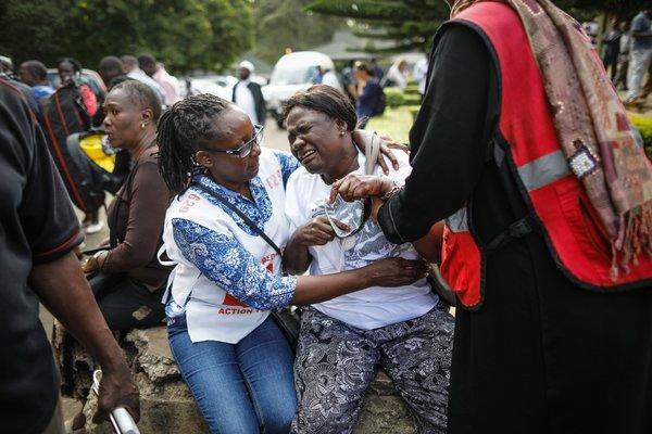 Kenya terror attack death toll rises to 21, Report