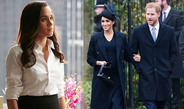 Meghan Markle Could Reportedly Return to 'Suits' , Report