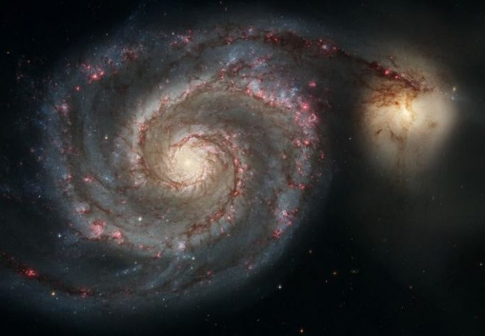Milky Way on Collision Course With Large Magellanic Cloud, Report