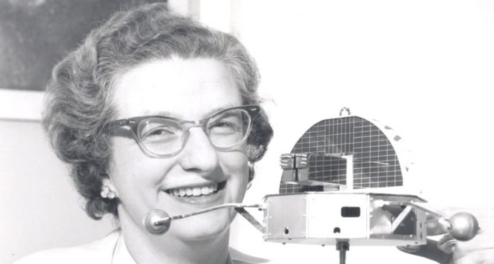 Mother of Hubble dies at the age of 93
