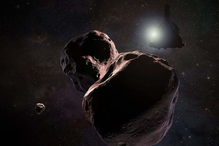 NASA: The Most Distant Space Object Ever Seen By Humans (Photo)
