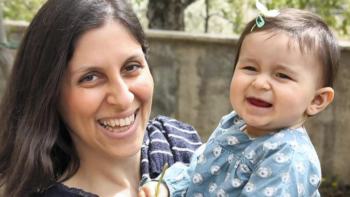 Nazanin Zaghari-Ratcliffe: Arrest video of jailed mother in Iran, Report