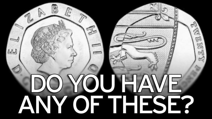 New 50p coins released to mark 50th anniversary (Photo)
