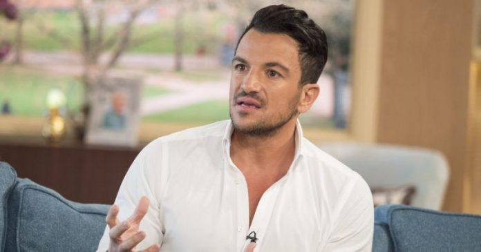 Peter Andre reveals full extent of his anxiety, Report