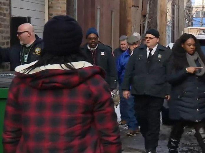 Police Raid R. Kelly's Studio, possible building code violations