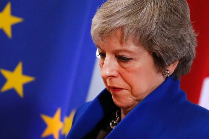 Theresa May Brexit: warn Britain more likely to stay in the EU