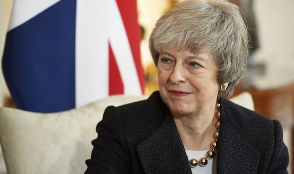 Theresa may, Brexit poll: Tory members demand NO DEAL over exit agreement