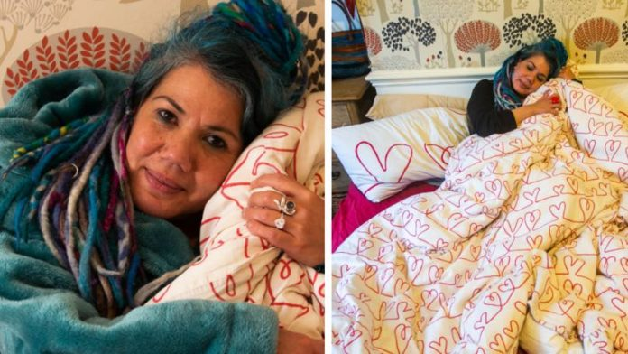 Woman marrying her DUVET reveals details of the big day, Report