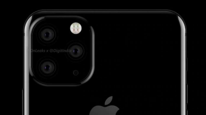 iPhone 11 leaked, finally an iPhone with triple rear cameras