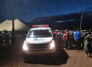 24 bodies found after Zimbabwe mine disaster, Union Says