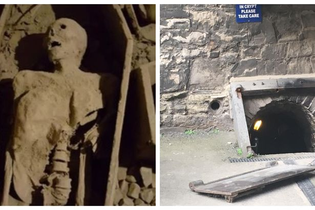 800 year-old Mummy Head Stolen From Dublin Church, Report