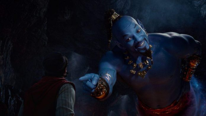 'Aladdin' Trailer Shows Will Smith's Genie But Hides Everything Else (Watch)