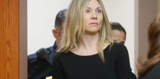 Amy Locane to serve more jail time for fatal crash, Report