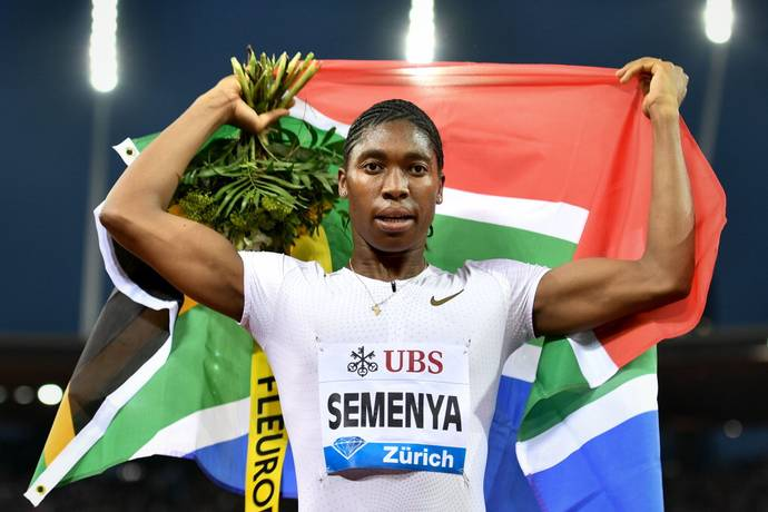 Caster Semenya backed by South African government in IAAF challenge, Report