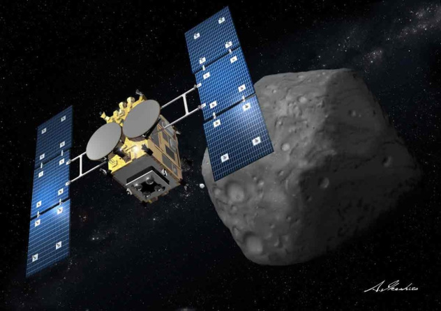 Hayabusa2: Japan's 2nd Asteroid Sample Mission
