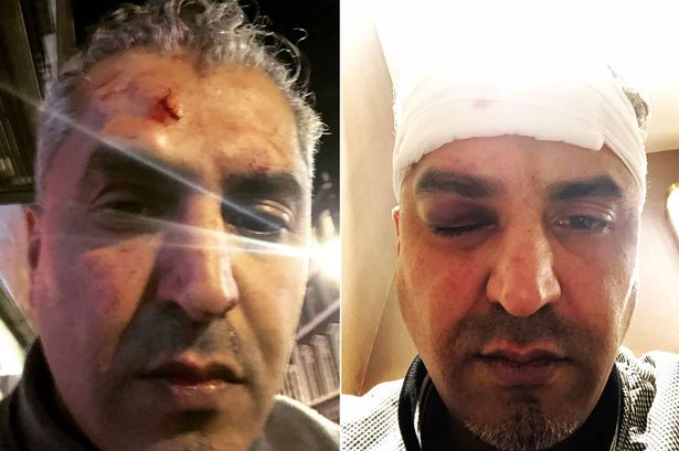 Maajid Nawaz victim of 'racist attack' in Soho, Report