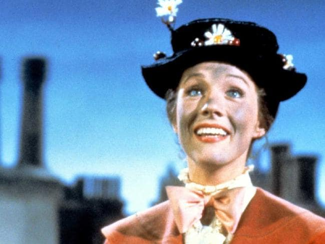 Mary Poppins branded 'racist' by academic over iconic chimney scene, Report