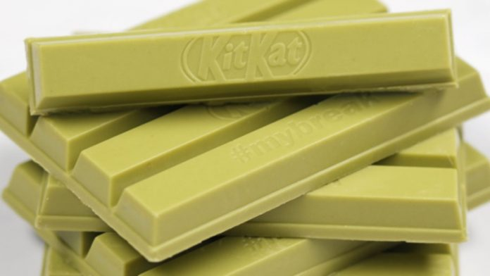 Matcha Green Tea KitKats Are Coming To The UK, Report