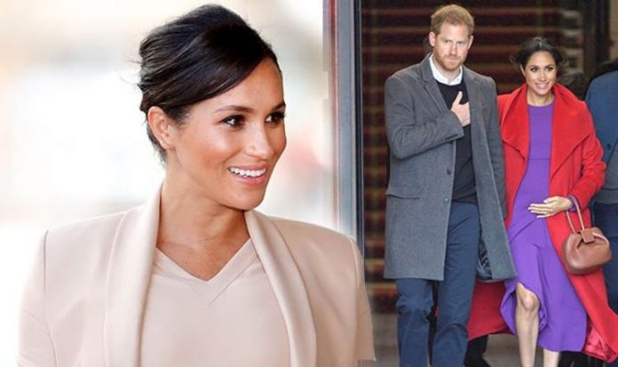Meghan Markle has reportedly hired a pregnancy doula, Report