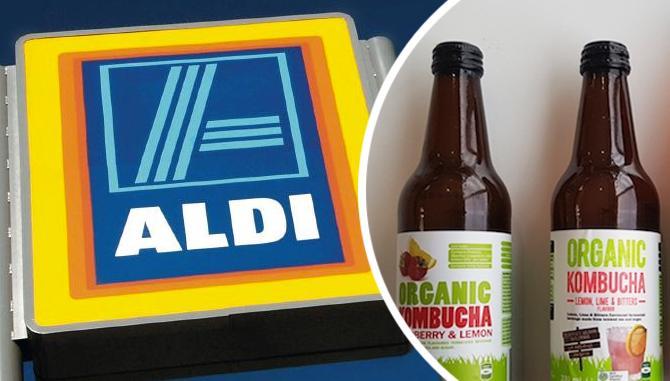 Organic kombucha recall: bottles might explode