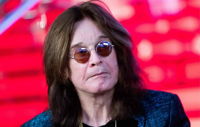 Ozzy Osbourne treated in intensive care over pneumonia fears, Report