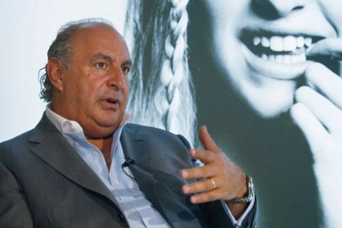 Philip Green faces police inquiry over allegations of sexual assault, Report