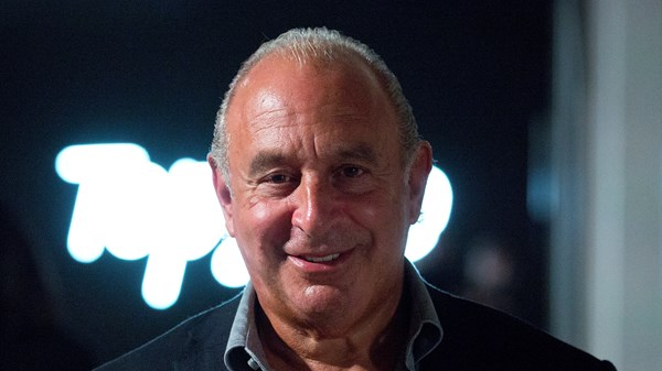 Philip Green under investigation amid US groping allegation, Report