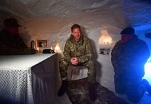 Prince Harry visits marines in the Arctic on Valentine's Day, Report