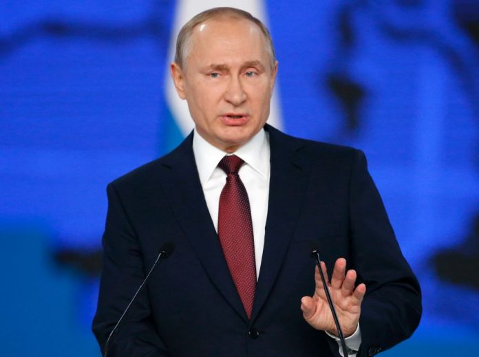 Putin says Russia will deploy new weapons if U.S. puts missiles in Europe, Report
