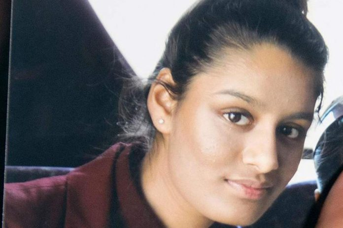 Shamima Begum who ran away to join Isis wants to return home