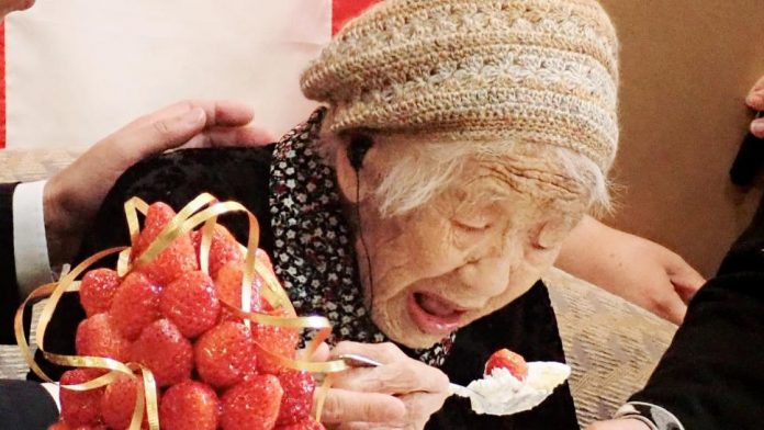 116-year-old woman honored as world's oldest person (Photo)