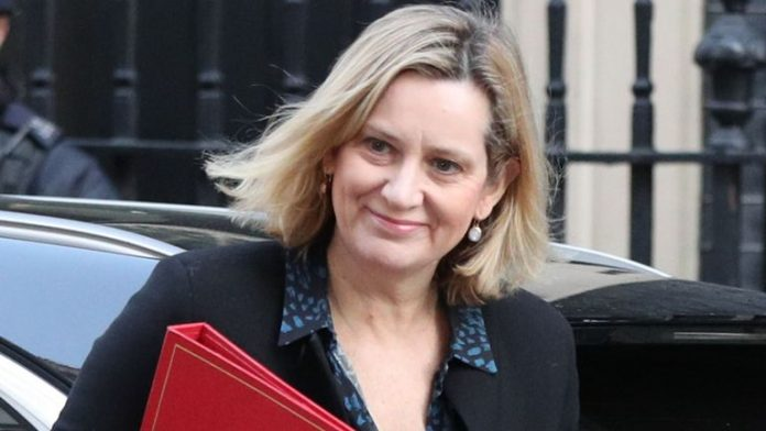 Amber Rudd to scrap benefit reassessments for disabled pensioners, Report