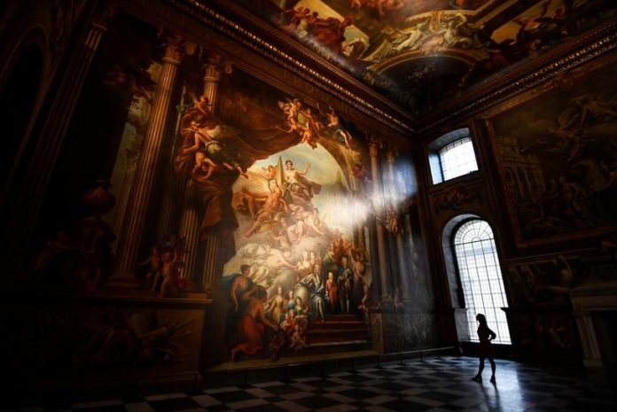 'Britain's Sistine Chapel' reopens to public, Report