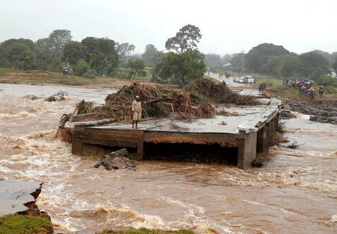 Cyclone Idai Death Toll Rises To 89, rescue efforts under