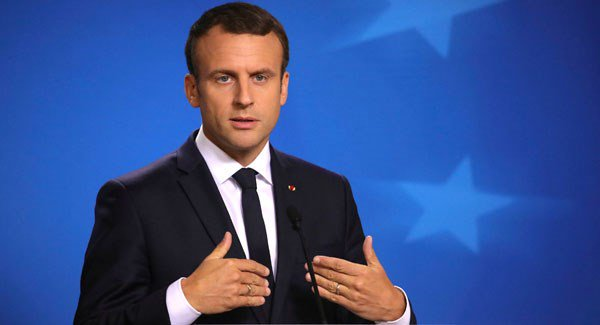 Emmanuel Macron: European citizens need to learn from the Brexit, Report