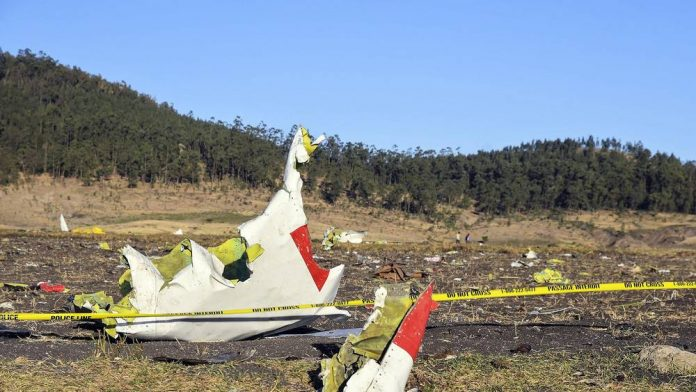 Ethiopia plane crash: British victims identified as 157 passengers, Report