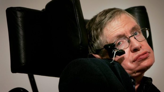 Hawking's long-term nurse suspended over the care she gave physicist, Report